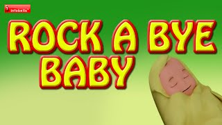 Rock A Bye Baby Nursery Rhymes