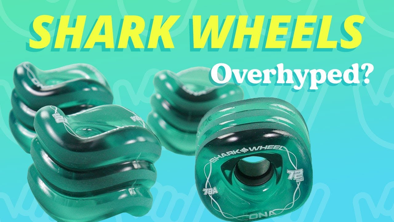 Shark Wheels Review: Are They Actually Good?