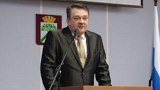 В новый год – с новым мэром. Михаил Савченко принял присягу