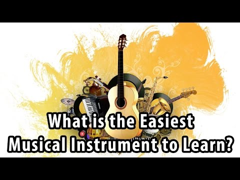 Easiest Musical Instrument To Learn