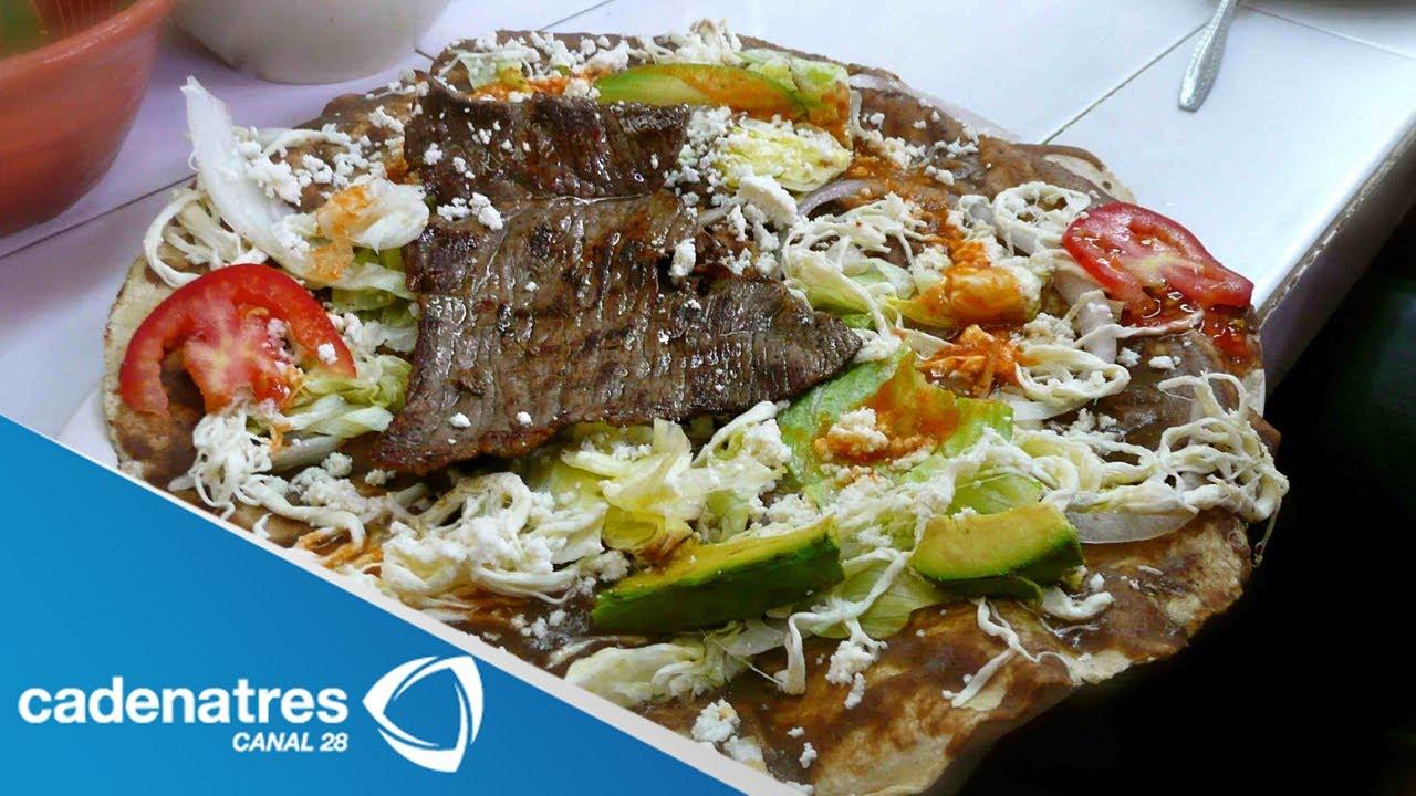 Receta para preparar tlayudas receta de tlayudas comida for Comidas rapidas de preparar
