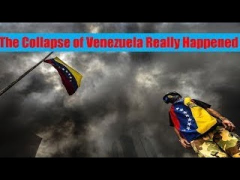 DANGER! The Crash Is Coming! The Collapse of Venezuela Really Happened Part 1