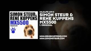 Simon Steur & Rene Kuppens - MX5500