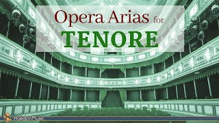 Opera Arias For Tenor - OperaOke (Karaoke with Lyrics / Instrumental)