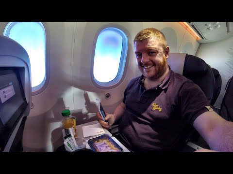 TUI Airways Review: Cheap PREMIUM SEATS to Tenerife!