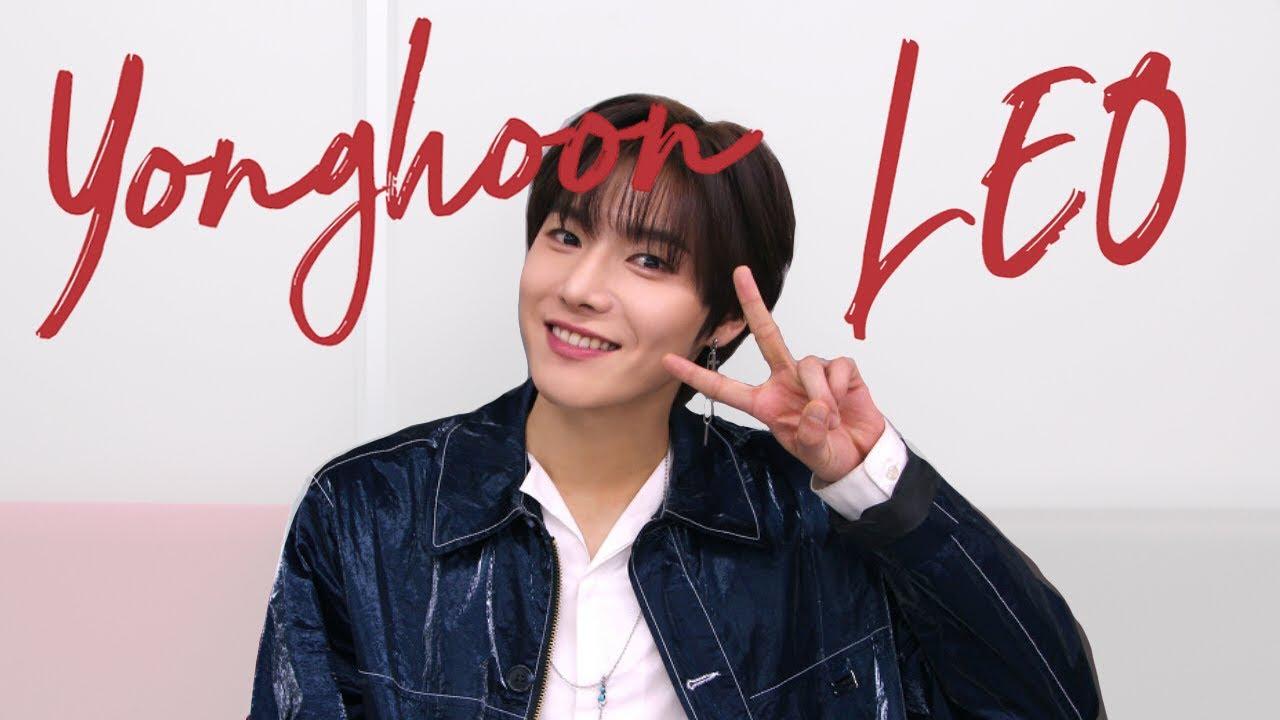 Download Yonghoon being a LEO ♌ | Onewe