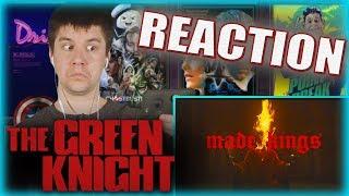 The Green Knight   Teaser Trailer Reaction