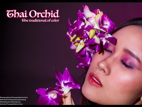 "THAI Orchid-The expression of ""Aesthetic"""