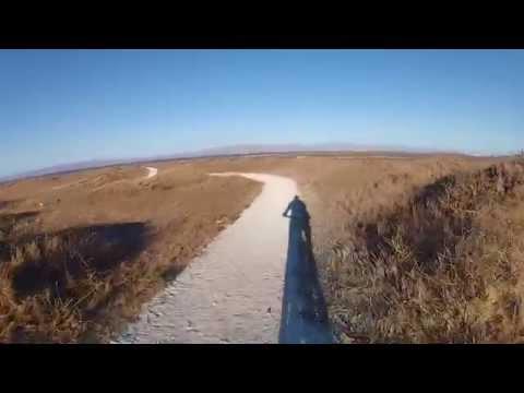 Cycling near Palo Alto