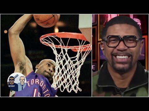 Jalen Rose breaks down the best NBA Slam Dunk Contest moments | Jalen & Jacoby