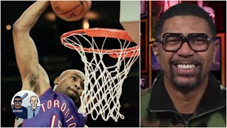 Jalen Rose breaks down the best NBA Slam Dunk Contest moments | Jalen & Jacoby