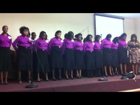 let the weak say i'm strong by Ephesus French SDA Youth Choir