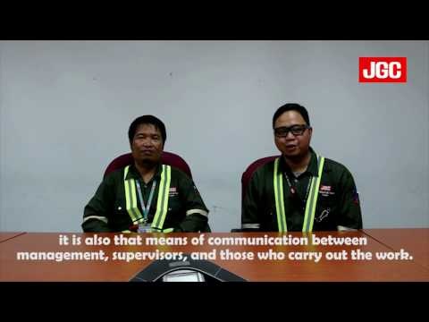 JGC Malaysia Sdn Bhd's PETRONAS LNG Train 9 Project PTW Educational Video
