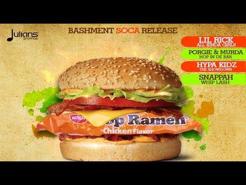 Porgie & Murda - Hop In De Bar (Ramen & Bread Riddim)
