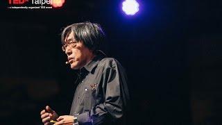 進步原動能,來自破壞恆常穩定:詹宏志 (Hung-Tze Jan) at TEDxTaipei 2014
