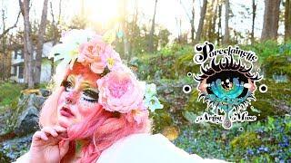Spring Forest Spirit: Test Makeup Tutorial