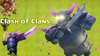 Clash of Clans! HE USED 4 F*CKING PEKKAS! Sleepy Clash of Clans Gameplay