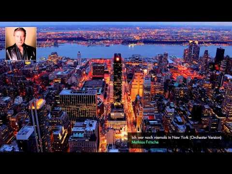 Ich war noch niemals in New York - Udo Jürgens Mathias Fritsche Instrumental Cover