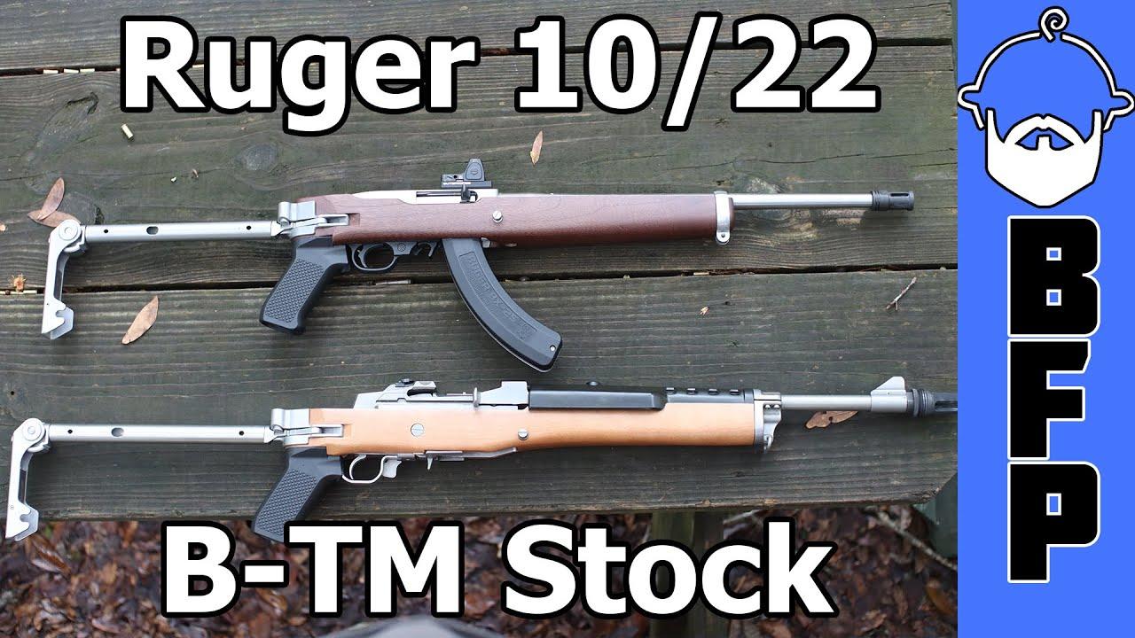 10 22 B-TM Stock