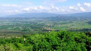 Luberon Valley  as seen from Gordes