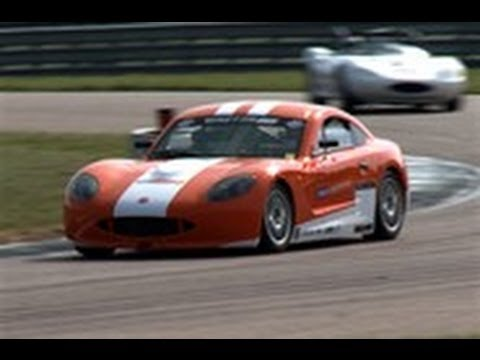 Ginetta G40 video review race feature by autocar.co.uk