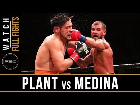 Plant vs Medina FULL FIGHT: February 17, 2018 - PBC on FOX