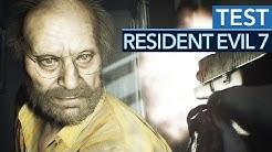 Resident Evil 7: Biohazard   - Test: Endlich wieder richtiger Horror?