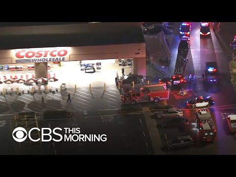 Shelley Wade - Shooting at Costco in Corona Leaves 1 Dead & 2 Injured