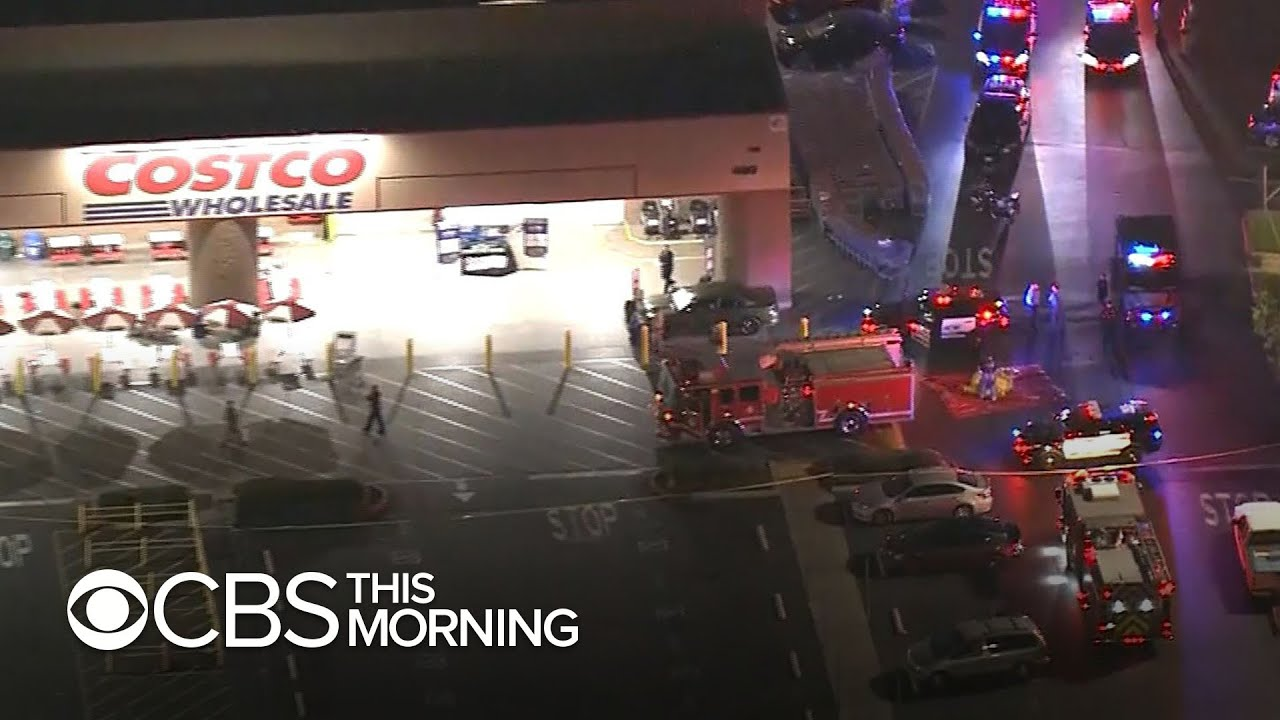 Shooting inside a Costco store leaves 1 dead and 3 hurt in Southern California