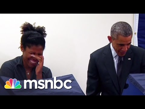 Interview With 'Obama's Girlfriend' | All In | MSNBC