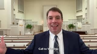 FPC Auburn Worship April 18th, 2021