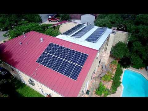 Solar Alliance Texas Installation 12KW