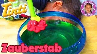 TINTI  ZAUBERSTAB POOLSPAß | Wasserfärben mit Hexerei | Spaß für Kinder | CuteBabyMiley