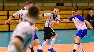 Nocna Liga Futsalu: Stacja Paliw Deptuła Kadzidło - X-Car Autolakiery