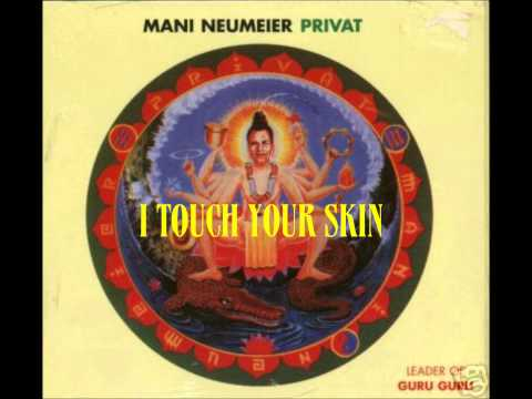 """manineumeier- Privat LP """" I touch your skin"""""""
