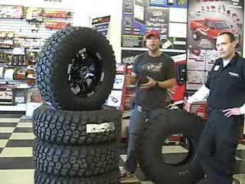 KBPI Metal Shop 4 - Wheels and Tires - YouTube