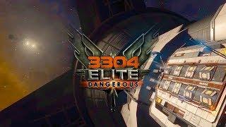 3304 Elite Dangerous - New Settlements, The Challenger, New Weapons, Escape Pod Rescue