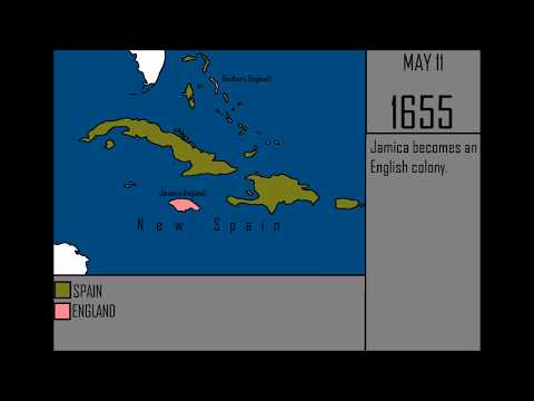 History of the Greater Antilles