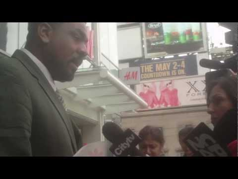 EATON CENTER SHOOTING - THE DAY AFTER