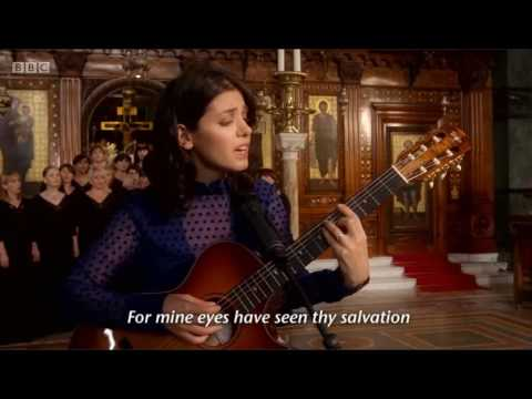 Katie Melua with Gori Women's Choir -...