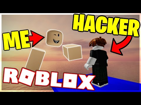 I Fought A HACKER in *VR*!! | Roblox Sked's VR Playground