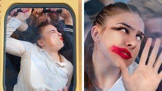 Difficultés Idiotes Qu'on Doit Tous Confronter / 18 Moments Embarrassants