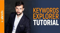 Complete Keyword Research Tutorial using Ahrefs' Keywords Explorer Tool