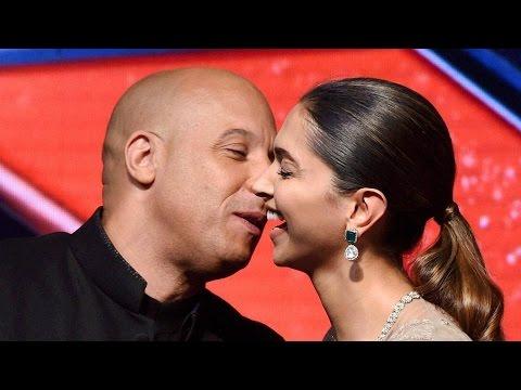 Vin Diesel Gay Kiss