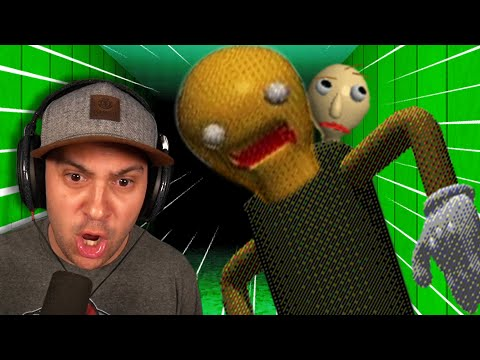 BALDI'S BASICS PLUS IS HERE... (and this new guy is so creepy...)