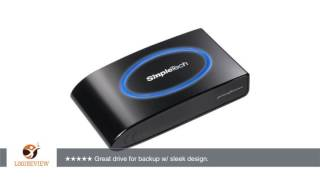 SimpleTech by Hitachi SimpleDrive 500 GB USB 2.0 External Hard Drive SP-U35/500 (designed by