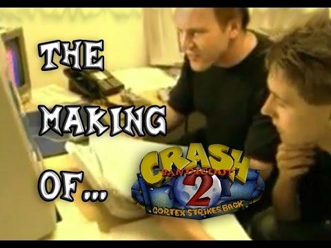 Making of Crash Bandicoot 2 [PlayStation Underground]