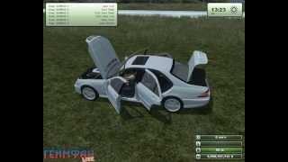 Скачать бесплатно Мод машины Мерседес Mercedes-Benz S 65 для игры  Farming Simulator 2013 геймфан.рф
