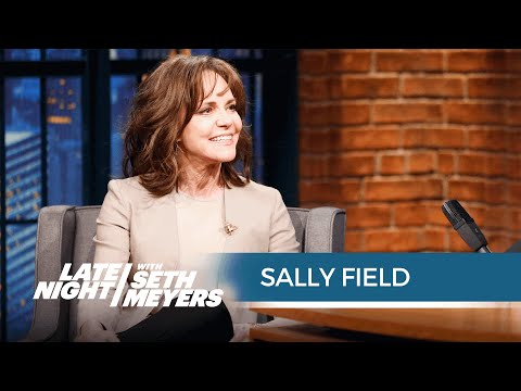 Sally Field: Daniel DayLewis Used to Text Me as Abraham Lincoln