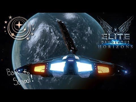 Elite: Dangerous - Zero to Hero 4 - Climbing Those Ranks.
